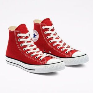 Converse Chuck Taylor All Star Sneakers Red 8